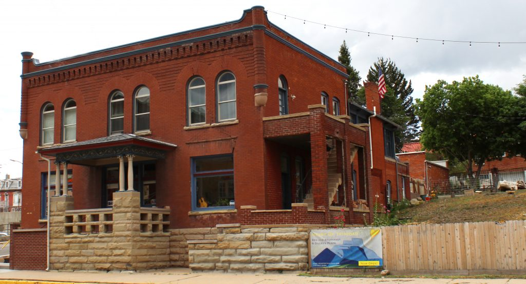 Historic Downtown Mansion